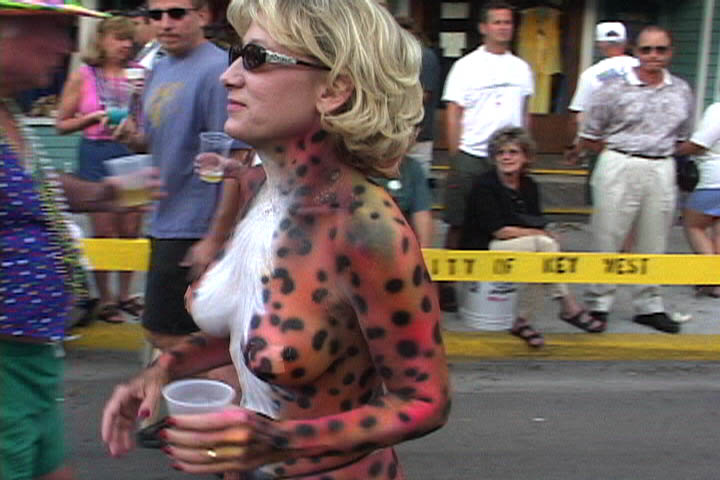 nude fantasy festival women